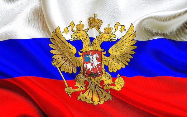 Флаг времён Алексея Михайловича.