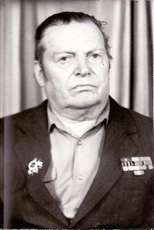 Григорий Терентьевич Андриянов