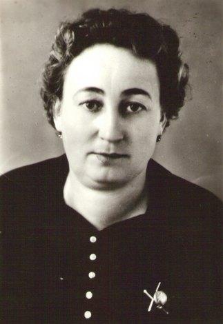 Мария Александровна Верхотурова