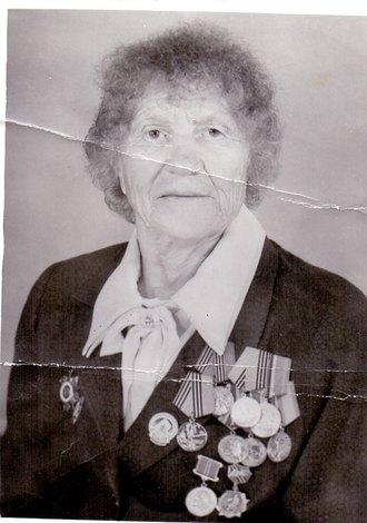 Мария Ивановна Кириченко