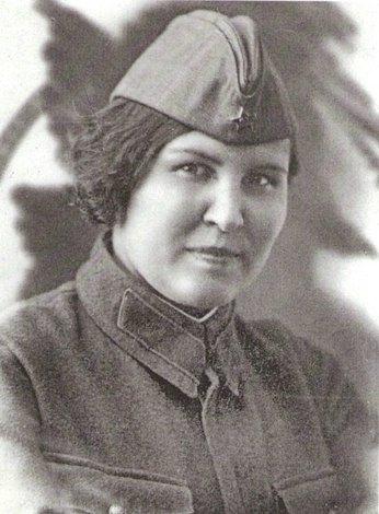 Мария Осиповна Гусевская