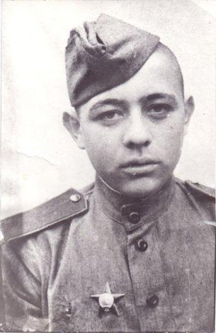 Николай Михайлович Волков