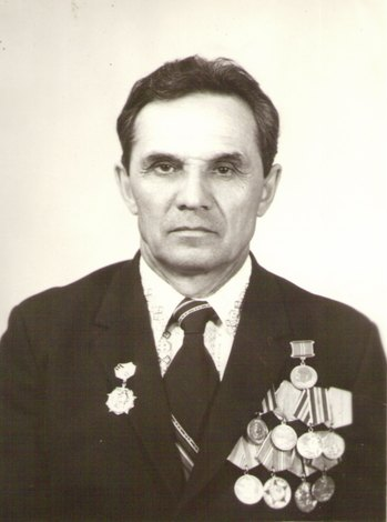 Василий Григорьевич Доценко