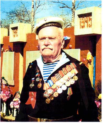 Василий Васильевич Моривец