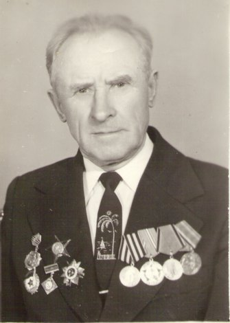 Владимир Тихонович Гущин
