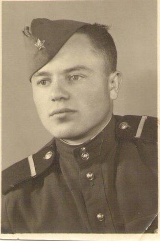 Иван Антонович Гнатюк