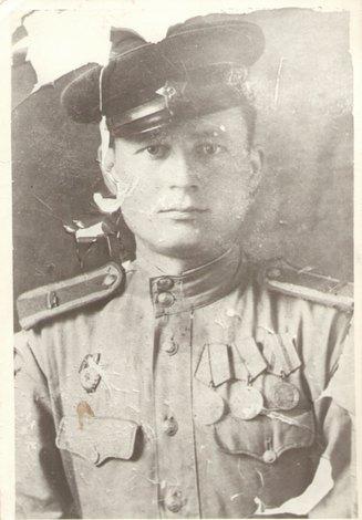 Алексей Фёдорович Гончаров