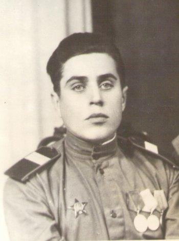 Захар Иванович Гаврилов