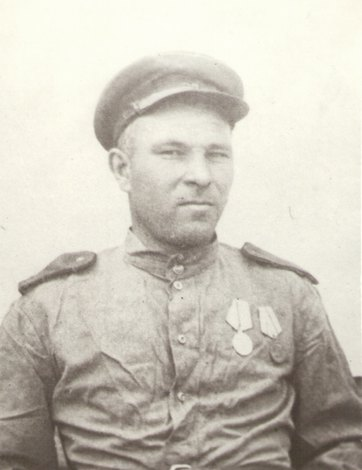 Иван Николаевич Запертов