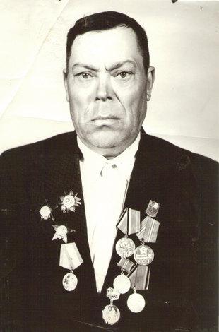 Николай Поликарпович Зыков