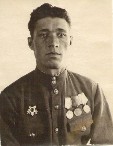 Павел Иннокентьевич Иванов