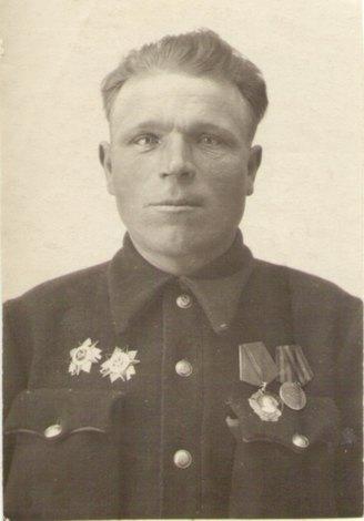 Михаил Афанасьевич Клюев
