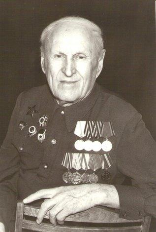 Михаил Прокопьевич Кутин
