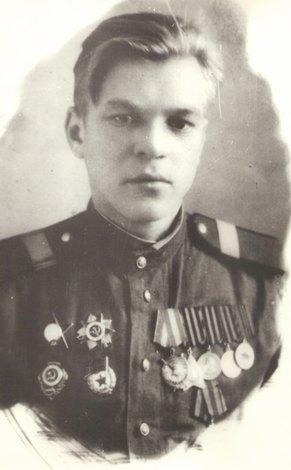 Степан Иванович Калачев
