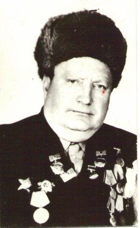 Василий Данилович Миногин