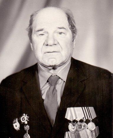 Пётр Данилович Мощанецкий
