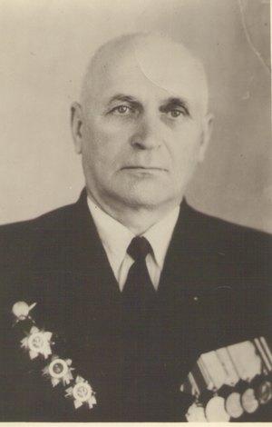 Алексей Михайлович Молчанов
