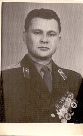 Пётр Антонович Мойсак
