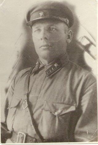 Василий Иванович Новосельцев