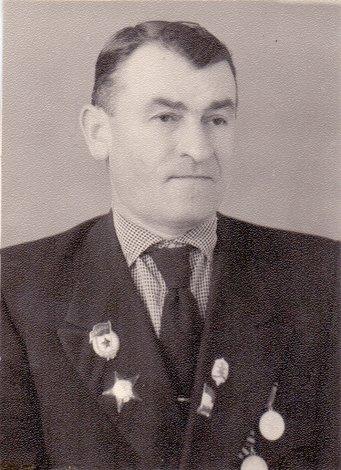 Иван Савельевич Оленников