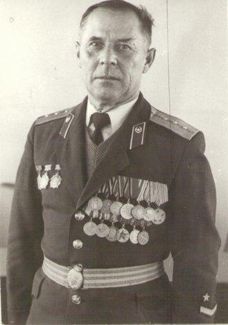 Николай Сысоевич Пидан