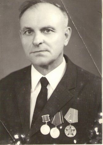 Иван Евсеевич Пика