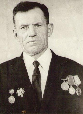 Павел Тимофеевич Сушко