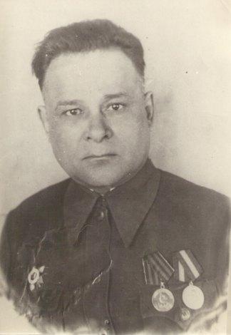Иван Петрович Самохвалов