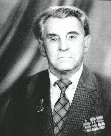Михаил Васильевич Сухарев