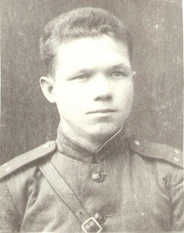 Андрей Григорьевич Терентьев