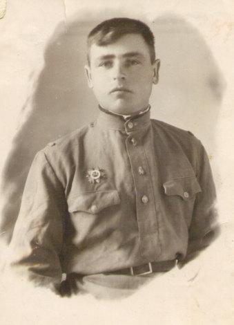 Антон Агафонович Тужилин