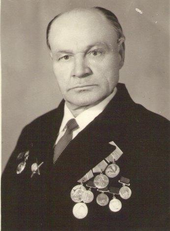 Александр Григорьевич Хижняк