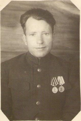 Пётр Васильевич Черноскутов