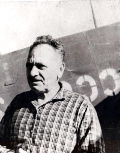 Григорий Анисимович Федосеев