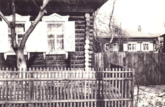 Дом Г.А. Федосеева в г. Новосибирск