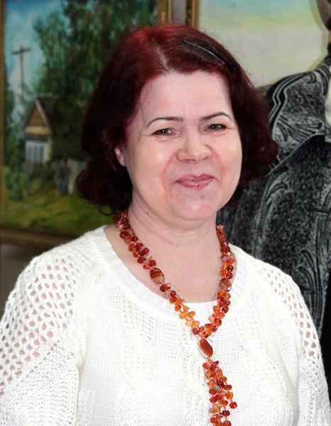 Наталья Мустакимова