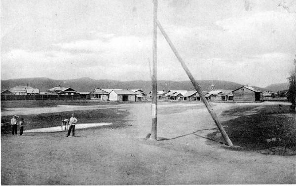 Вид площади нижнего базара