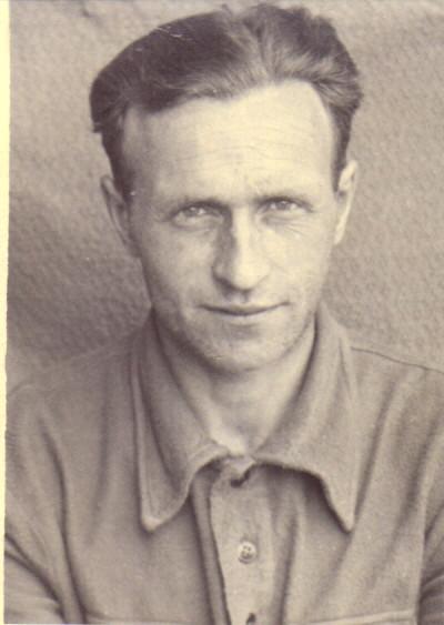 Василий Фомич Бурыкин. Фото 1951г.